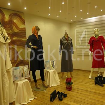 نمایشگاه طراحی و دوخت مانتو
