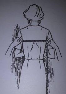 رسم الگوی مولر محاسبه اندازه