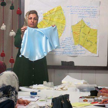 ورک شاپ رایگان در روز 24 فروردین 97 در آموزشگاه نیکبخت